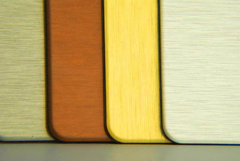 A Reynobond termékek szendvics-szerkezetű lemezek PE-maggal c7eaf758f1